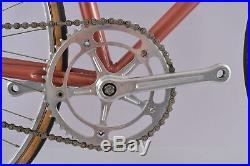 1960s Cinelli Pista Track Bike 51cm Columbus Steel Campagnolo Record Rare