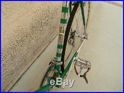 1964 Bianchi Specialissima 60cm Bicycle Campagnolo Record 3ttt Brooks Fiamme VGC