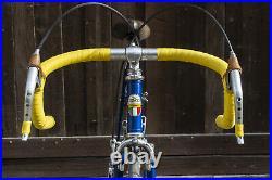 1969 COLNAGO FRECCIA MOLTENI road bike preserved campagnolo record vintage masi