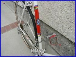 1969 Masi Special Vintage Bicycle 58cm Campagnolo Nuovo Record Cinelli Nisi EXC