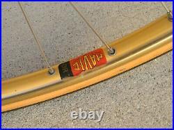 1980 Bianchi Super Corsa 57 cm Campagnolo Super Record Titanium Pantographed 3tt