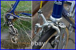 1980 Colnago Mexico vintage road bike Campagnolo Super Record