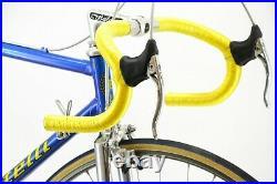 1980 Patelli Titanium Road Bike 53 cm c-t Campagnolo Super Record 8.88kg