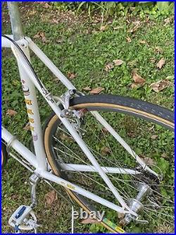 1980s Masi 3 Volumetrica Road Bike 56cm Campagnolo C Record Leroica