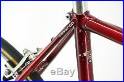 1983 Colnago Super Saronni Road Bike 56 cm c-t Campagnolo Nuovo Record 3ttt