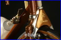 1983 Gardin Bicycle with Campagnolo C Record Gold Plated Components, Size 61cm