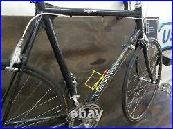 1989 Calfee Carbon Sapphire with Campagnolo C-Record Delta Brakes