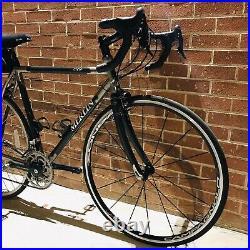 2003 Merlin Cielo 55cm Titanium/Carbon Tom Kellogg Campagnolo Record USA