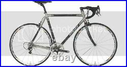 2003 Merlin Cielo Record 55cm Titanium/Carbon Tom Kellogg Rob Vandermark