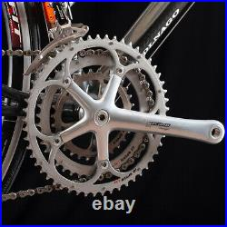 2006 Colnago C50 Road Bike Campagnolo Record 10 speed triple! Tubeless, nice