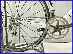 2008 Cervelo R3 Carbon Road Bike 61cm Campagnolo Record