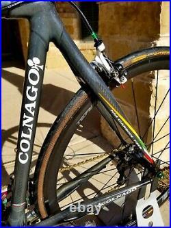 2008 Colnago c50 52 trad. Campagnolo Record