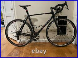 2008 Look 595 Super Record Campagnolo 11-speed Complete Road Bicycle Large