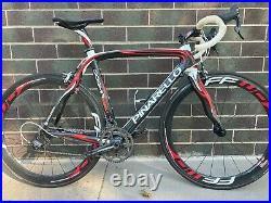 2012 Pinarello Dogma 60.1 56 Campagnolo Super Record Carbon Road Bike