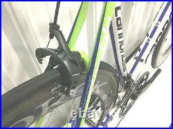 2013 Cannondale SuperSix EVO Hi-MOD Carbon Road Bike 54 Campagnolo Super Record