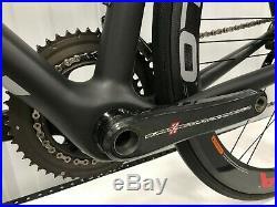 2015 Parlee Altum Carbon Road Bike ML Campagnolo Super Record Bora Ultra Tubular