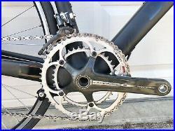 2017 De Rosa King XS Road Bike 53cm Carbon Campagnolo Record 10s