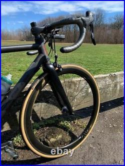2018 Parlee Z Zero Campagnolo Super Record Mechanical 11 Road Bike Small 51