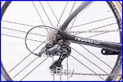 2019 Pinarello Dogma F10 black white road bike size 50 Campagnolo Record 12 s