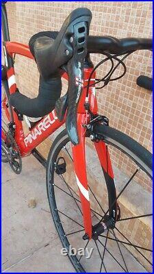 7,10 kg! PINARELLO DOGMA F8 Rennrad Campagnolo Super Record Roadbike