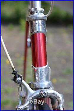ALAN Super Record Rennrad / Campagnolo Shimano 600 Cinelli Modolo Turbo 55 cm