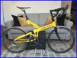 Airnimal Chameleon Folding Bicycle Campagnolo Record
