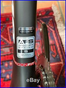 Argon 18 Nitrogen Pro / Campagnolo Record