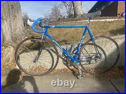 Atala Bicycle Columbus TSX Tubing Bike Made In Italy Campagnolo C Record 58cm