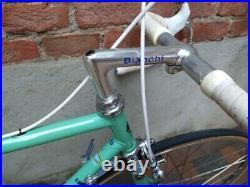 BIANCHI SPECIALISSIMA SLX CAMPAGNOLO Super Record old vintage frame bike