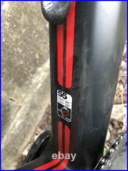 BMC Teammachine SLR01 55cm/Campagnolo Super Record/Record/Reynolds Attack