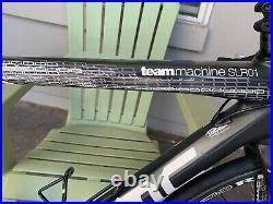 BMC Teammachine SLR01 Campagnolo Super Record