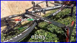 BOTTECCHIA Italian Full Carbon Bike, with Campagnolo Super Record/ Or Frame
