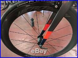 Basso Diamante SV Road Bike, 53 cm Campagnolo Super record mechanical