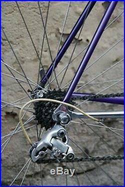Battaglin professional PRO campagnolo c record italian steel bike vintage frame
