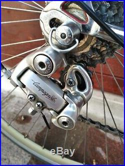 Benotto SANREMO 5555 Campagnolo C RECORD century finish delta brakes like new