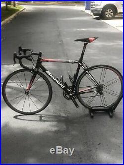 Bianchi 928 SL HC Campagnolo Super Record 55cm Light Road Bike Premium Equipped