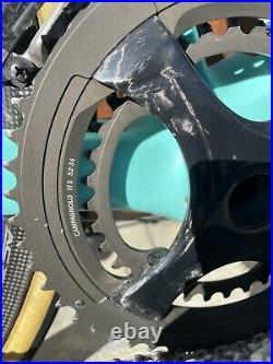 Bianchi Specialissima 55cm Campagnolo Super Record 11 speed