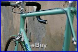 Bianchi specialissima x4 campagnolo c record cobalto italian steel bike classic