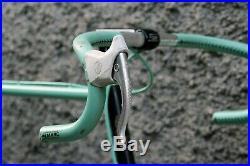 Bianchi specialissima x4 moreno argentin campagnolo c record steel bike classic