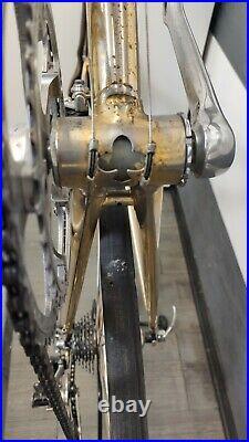 Bici Da Corsa Colnago Mexico Oro 1979 Campagnolo Super Record