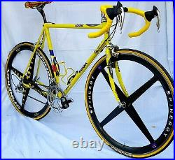 Bike Look KG 171 Carbon / Full Campagnolo record / 9kg200