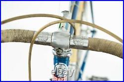 Brazzo Losa Campagnolo Nuovo Record Steel Road Bike Vintage Lugs Old Italian