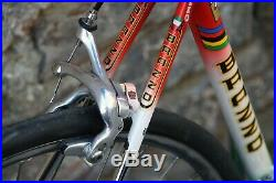 Brazzo record campagnolo 8 columbus ms multishape vintage cycle italy steel