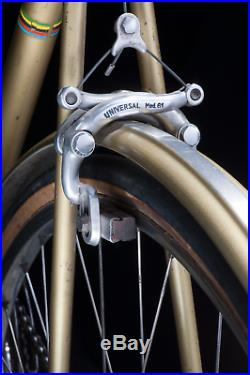 C1966 Cinelli Model SC Bicycle with Campagnolo Record, Size 57 cm