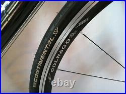 COLNAGO ANNIVERSARY 50th limited edition italian road bike CAMPAGNOLO RECORD