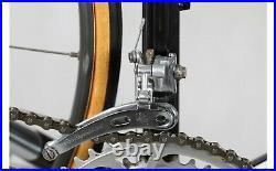COLNAGO ARABESQUE GOLD 50TH steel vintage bike Campagnolo Super Record 50th