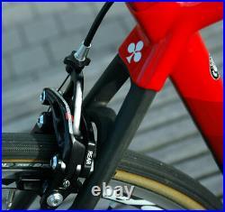 COLNAGO C64 TEAM EMIRATES lightweight-bike Campagnolo SUPER-RECORD EPS Gr. 48s=52