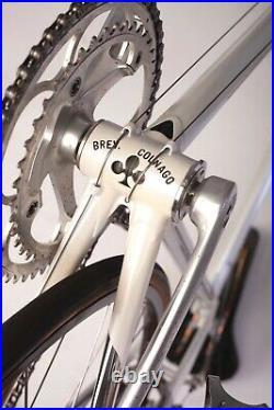 COLNAGO MASTER 1984 vintage road bike 55cm CAMPAGNOLO C RECORD COBALTO