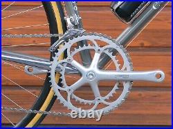 COLNAGO Master Rennrad Roadbike 55.5, freshly restored, Campagnolo Record 10s