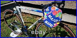 COLNAGO Master X-Light Mapei Campagnolo Record 12 Deda steel road bicycle 54 NEW